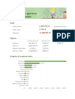 Presupuesto mensual doméstico1