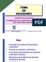 11 Análisis de decision