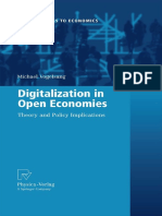 (Contributions to Economics) Michael Vogelsang (Auth.) - Digitalization in Open Economies_ Theory and Policy Implications-Physica-Verlag Heidelberg (2010)