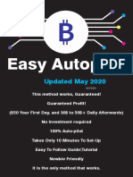 BTC Autopilot Method MAKE 700$-800$ PER WEEK