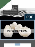 JC 12 Clinical Efficacy Of Methods For Bonding To Zirconia.pptx