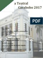 Antología Teatral Carabobo 2017