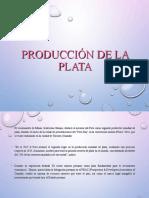 PRODUCCIÓN DE LA PLATA