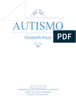 Qué es el autismo