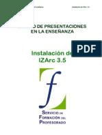 00 Diseño de presentaciones. Instalacion de IZArc