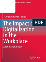 (Professional and Practice-based Learning 21) Christian Harteis (Eds.) - the Impact of Digitalization in the Workplace_ an Educational View-Springer International Publishing (2018) (1)