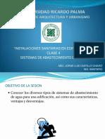 Clase 4 Sistema de Abastecimiento de Agua Fria (1)