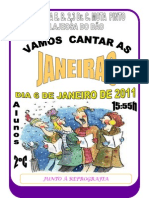 CARTAZ DE JANEIRAS 2011