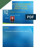 PPT Sistem Informasi Akuntansi [TM12]
