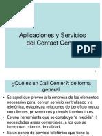 Presentación  Contact Center PNUD