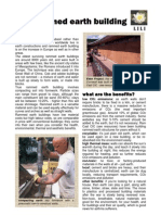 Factsheet Rammed Earth
