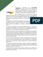 LABORATORIO TÉCNICAS DE OFIMÁTICA