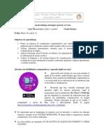2 Plan de trabajo estrategia Aprende en Casa inglés y español.  (1)