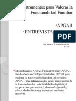 Instrumentos Para Valorar La Funcionalidad Familiar 2003