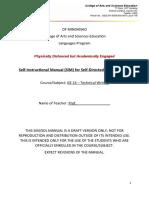 GE14-OBD-Module. tech.writing. wk 1 to3