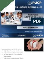 Comunicación Efectiva - PUCP
