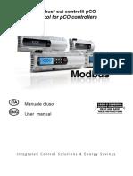 Modbus®️ protocol for pCO controllers