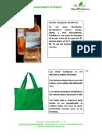 Descripción Elementos bioseguridad