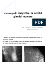 Investigatii  imagistice  la   nivelul glandei mamare DR Serboiu.pptx