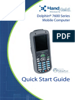 Dolphin 7600 Series
