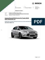 Nota 33 Ford Focus 2.0i 16v GDI (MED 17.0)