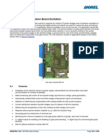 HIPASE-E 001-AB-310 Application Board Excitation
