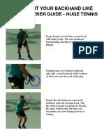 Roger Federer Backhand Guide2