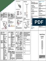 GV25 Wetrack Lite user manual