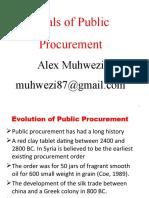 Public Procurement Goals.ppt