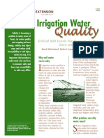 water quality for irrigation pdf - Google Search