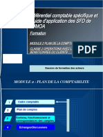 Module 2  PLAN DE LA COMPTABILITE CLASSE 2