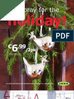 Christmas Brochure 2011