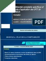 Module 2  PLAN DE LA COMPTABILITE CLASSE 4