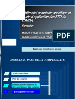 Module 2  PLAN DE LA COMPTABILITE CLASSE 7