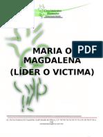 Manual de Maria o Magdalena