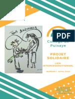 Livret Projet Solidaire -Collège de Puisaye