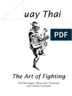 Muay Thai - The Art of Fighting (a Textbook That Kicks Ass!)_0