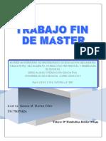 SUSANA Mº MARTOS VILLÉN. trabajo fin de master