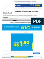 Bolsonaro condecora Weintraub 4
