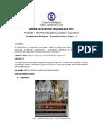 Informe 1 - Q. Analitica