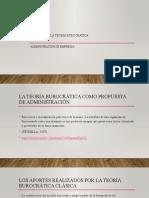 TEORIA BUROCRÀTICA.pptx