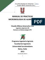 0-MANUAL DE PRACTICAS MICROBIOLOGIA DE ALIMENTOS 2014B.pdf