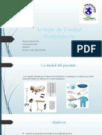 Arreglo de Unidad Hospitalaria expo