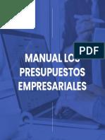 Manual Los Presupuestos Empresariales
