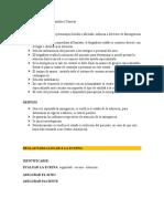 APUNTES DE PRIMEROS AUXILIOS