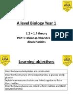 Monosaccharides & Disaccharides.pptx