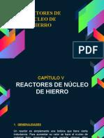 CAP 5 REACTORES DE NUCLEO DE HIERRO CAPITULO 5