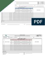 SSO-F-17 inspeccion de EPP