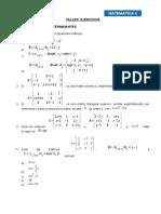 MATRICES -PRACTICA DE CLASE (1)