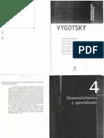 11. Vygotsky Aprendizado e Desenvolvimento Um Processo Socio-historico (1)